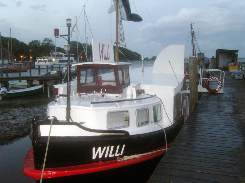 Fischkutter Willi