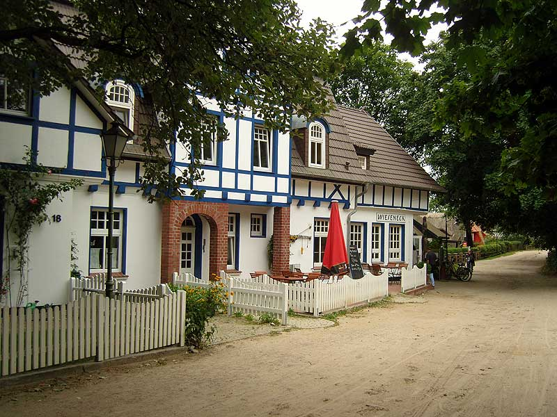 Wieseneck in Kloster auf Hiddensee