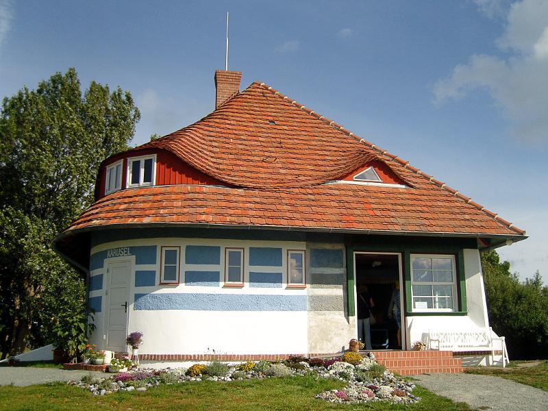 Asta-Nielsen-Haus auf Hiddensee