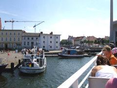 Fährhafen Stralsund
