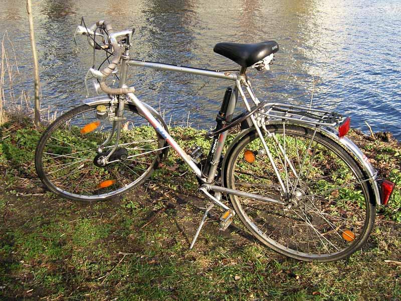 Fahrradverleih Gerth in Neuendorf