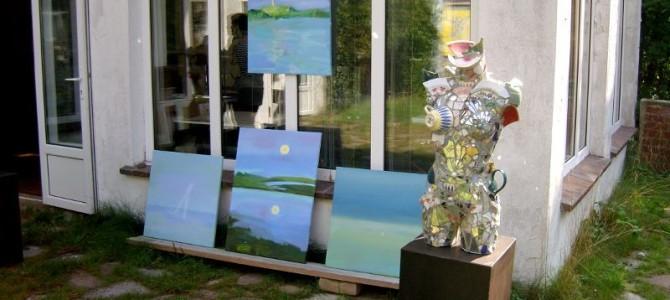 Galerie am Hügel in Kloster – Ute Laux