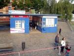 Büro der Reederei Hiddensee in Stralsund