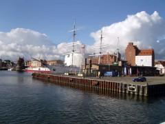 Hafencity Stralsund