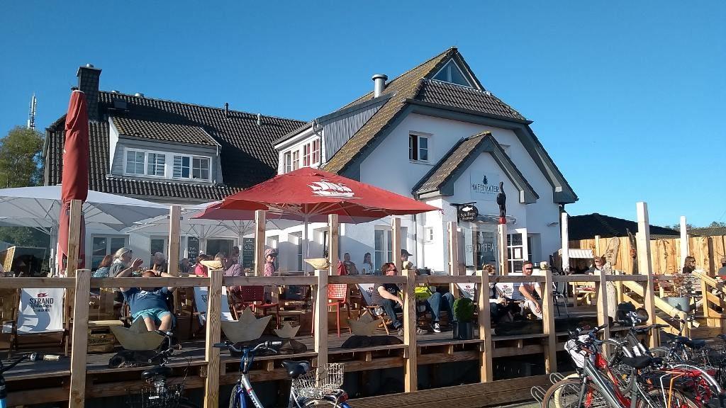 Das Fischrestaurant und Bistro Hafenkater in Vitte auf Hiddensee