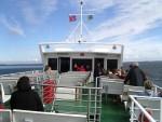 Fähre auf dem Weg nach Hiddensee
