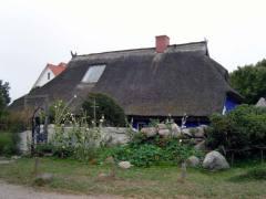 Blaue Scheune in Vitte / © Reiseziel Hiddensee 2011
