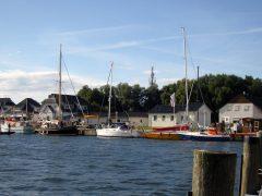 Hafen von Vitte | © Reiseziel Hiddensee 2011