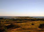 Der Große Inselblick aus dem Hochland von Hiddensee