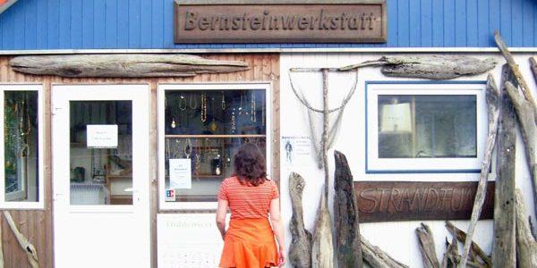 Bernsteinwerkstatt Hiddensee