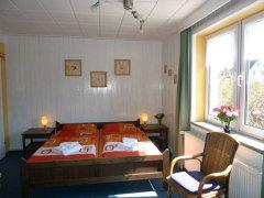 Doppelzimmer Unterkunft in der Stranddistel Neuendorf / Hiddensee