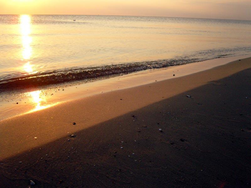 Strand bei Vitte