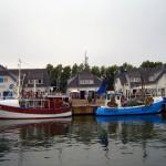 Fischerboote im Hafen von Vitte | © Reiseziel Hiddensee 2011
