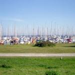 Yachthafen/Marina in Vitte / © Reiseziel Hiddensee 2011