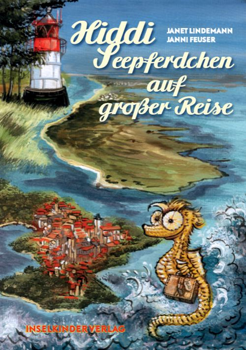 Rezension: Hiddi Seepferdchen auf großer Fahrt (Lindemann & Feuser)