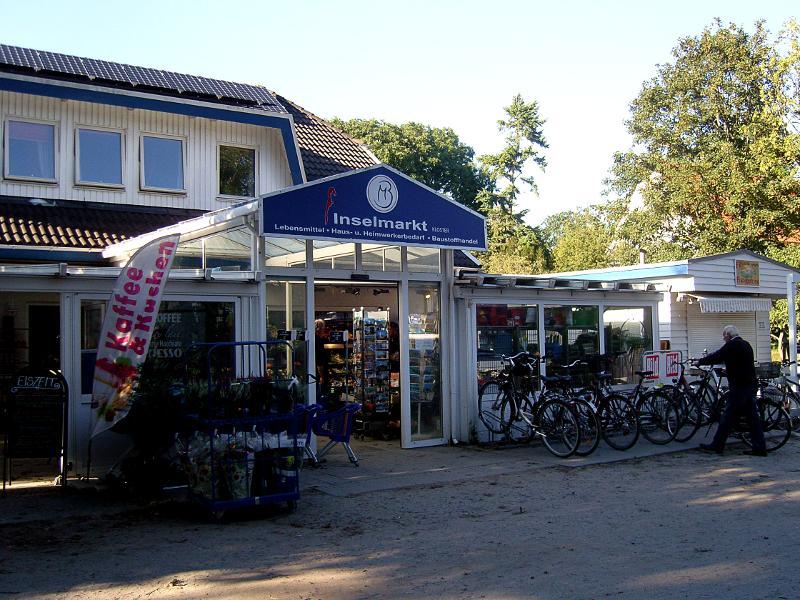 Inselmarkt Bach in Kloster