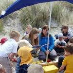 Kinderlesungen runden das Angebot von Ute Fritsch ab