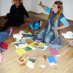 Lebhafte Schilderung auf der Asta Nielsen Tour | Ute Fritsch