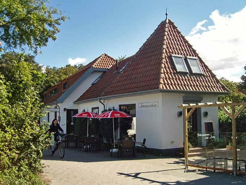 Seemannshus in Vitte - Pension auf der Insel Hiddensee