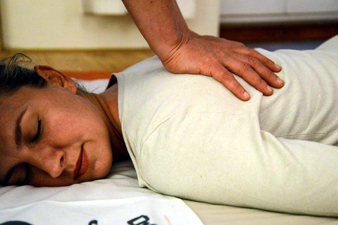 Zen Shiatsu Behandlungen in Kloster