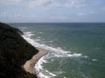 Die Steilküste von Hiddensee