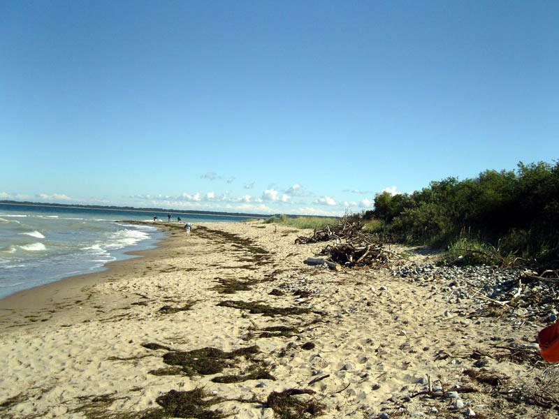 Strand am Enddorn