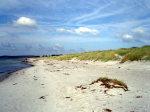 Der einsame aber traumhafte Strand bei Neuendorf / Hiddensee