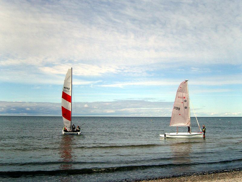 Boote von Surf & Segel Hiddensee